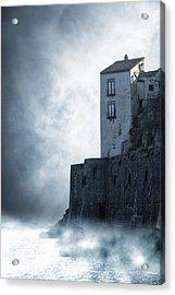 Mysterious House Acrylic Print by Joana Kruse