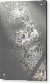 Mysterious Pantomime Play  Acrylic Print