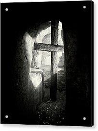 Mystery Of The Spirit. Chernihiv, 2017. Acrylic Print