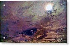 Mystery Sky Acrylic Print