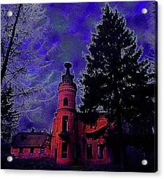 Mystic Castle Acrylic Print