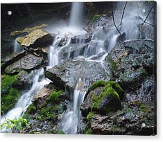 Mystic Falls IIi Acrylic Print by Jim Bachmeier