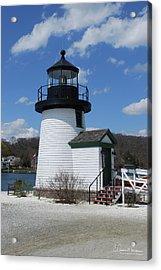 Mystic Lighthouse Acrylic Print