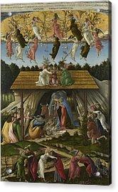 Mystic Nativity -- Acrylic Print