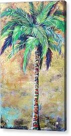 Mystic Palm Acrylic Print