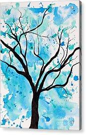Mystic Tree Acrylic Print
