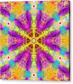 Acrylic Print featuring the digital art Mystic Universe 11 Kk2 by Derek Gedney