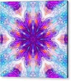 Acrylic Print featuring the digital art Mystic Universe 2 Kk2 by Derek Gedney
