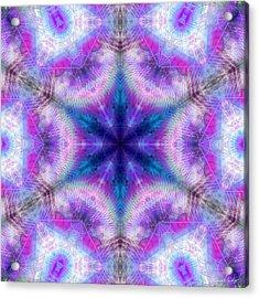 Acrylic Print featuring the digital art Mystic Universe 5 Kk2 by Derek Gedney