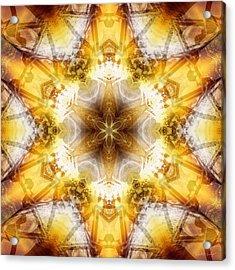 Acrylic Print featuring the digital art Mystic Universe 7 Kk2 by Derek Gedney