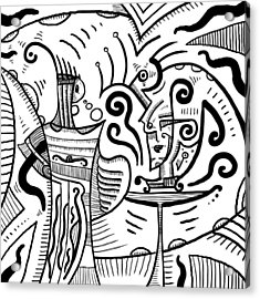 Mystical Powers Acrylic Print
