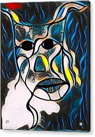 Mystique Acrylic Print by Jason Joseph