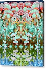 Mythic Throne Acrylic Print