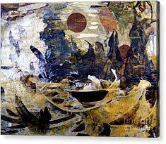 Mythologies Acrylic Print by Nancy Kane Chapman