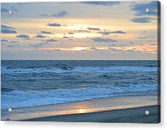 Acrylic Print featuring the photograph Nags Head 11/23 by Barbara Ann Bell