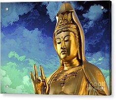 Namo Guan Shi Yin Pusa Acrylic Print
