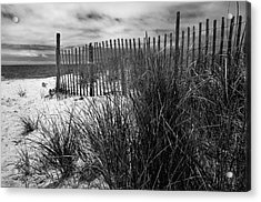 Nantucket Harbor Beach Dunes  Acrylic Print