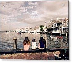 Nantucket Island Acrylic Print