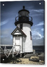 Nantucket Lighthouse Acrylic Print