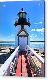 Nantucket Lighthouse - Y3 Acrylic Print
