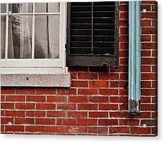 Nantucket Texture Acrylic Print by JAMART Photography