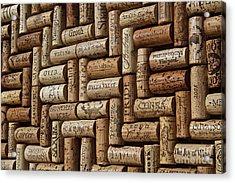 Napa Valley Wine Auction Acrylic Print by Anthony Jones