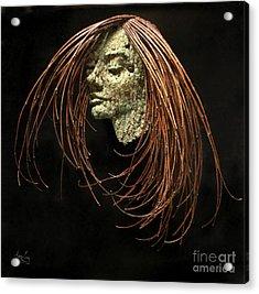 Napaea Acrylic Print by Adam Long