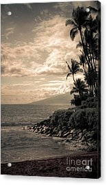 Acrylic Print featuring the photograph Napili Heaven by Kelly Wade