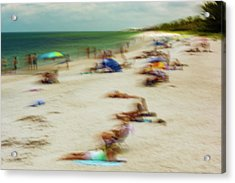 Naples Florida Acrylic Print