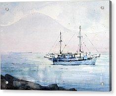 Naples - Italy Acrylic Print
