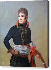 Napoleon Bonaparte As First Consul Acrylic Print