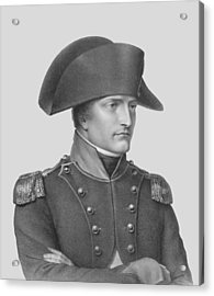 Napoleon Bonaparte In Uniform  Acrylic Print