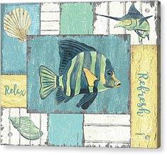 Naptune 2 Acrylic Print