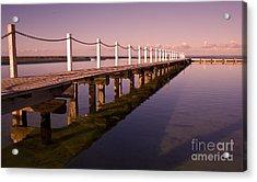 Narrabeen Sunrise Acrylic Print by Sheila Smart Fine Art Photography
