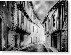Narrow Alley Acrylic Print