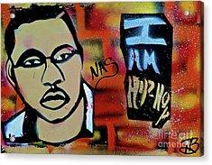 Nas Is Hip Hop Acrylic Print