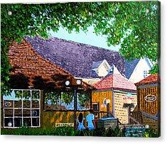 Nashville 3-06 Acrylic Print by Stan Hamilton