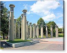 Nashville Carillons Acrylic Print