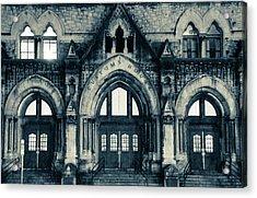 Nashville Customs House Acrylic Print