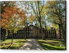 Nassau Hall Princeton University Acrylic Print