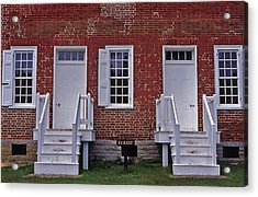 Natchez Trace Gordon House - 1 Acrylic Print by Randy Muir