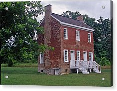 Natchez Trace Gordon House - 2 Acrylic Print by Randy Muir