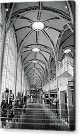 National Airport D C A Acrylic Print