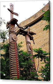 National Museum Of The American Indian 3 Acrylic Print