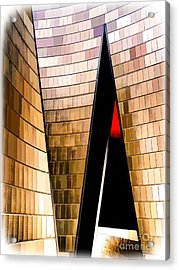 National Music Centre Canada No. 1 - Dynamic Acrylic Print by Bob Lentz