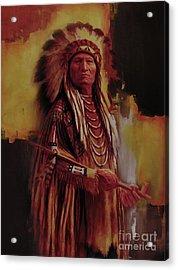 Native America 01a Acrylic Print