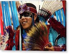 Native Pride 16 Acrylic Print