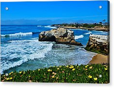 Natural Bridges State Park View Acrylic Print