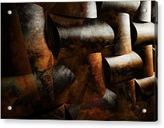 Nature Re-patterned Acrylic Print