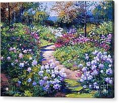 Nature's Garden Acrylic Print